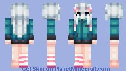 Sagiri Izumi Minecraft Skin