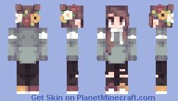 美学 Minecraft Skin