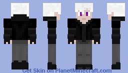 Armored Gamer Minecraft Skin