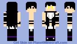 Blake Belladonna (RWBY) Minecraft