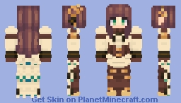 Cardia || Code: Realize ~Guardian of Rebirth~ Minecraft Skin