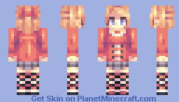 Step into my Candy Store~ Minecraft Skin