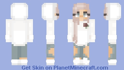 here comes the sun Minecraft Skin
