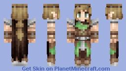 ♦ℜivanna16♦ Woodland Ranger (400 SUBS MEETUP!! Details in desc.) Minecraft Skin