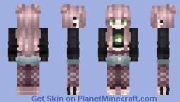 【Starbucks】 Minecraft Skin