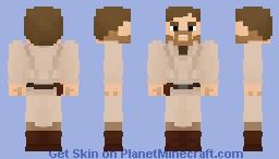 Obi Wan Kenobi(Star Wars Episode III) Minecraft