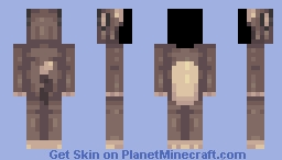 Dog Onsie Minecraft Skin