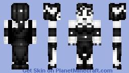 Alice {Catlightning77} (Bendyandtheninkmachine) Minecraft Skin