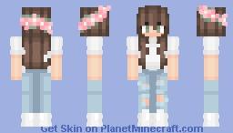 itzgashpvp Minecraft Skin
