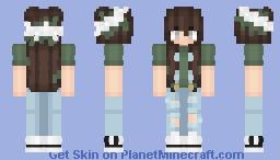 isa9elle Minecraft Skin
