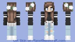 craftinqwish Minecraft Skin