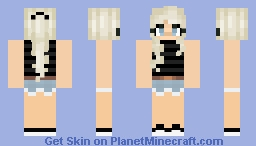 I'm (kinda) back! Minecraft Skin