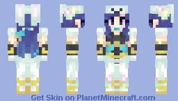 Spring Lucina ~ Fire Emblem ~ Heroes Minecraft Skin