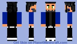 Jeff Hardy l WWE Minecraft Skin