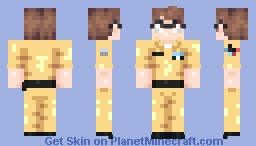 Jonah Heston {MST3K: The Return} Minecraft Skin