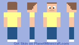 Morty Smith (Rick and Morty) Minecraft Skin
