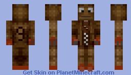 nine Minecraft Skin