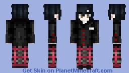 Persona 5 - Protagonist Minecraft Skin