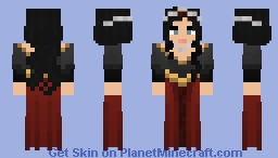[LOTC] Mira Ruric de Frey Minecraft Skin