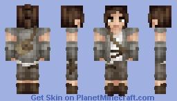 ♦ℜivanna16♦ The Last Jedi Minecraft Skin