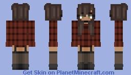 ♡love♡ Minecraft Skin
