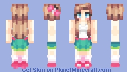 Made Unique - Contest Entry - Me Minecraft Skin