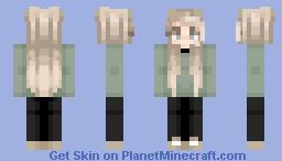 𝕜𝕚𝕣𝕖𝕚 ♛ Jenna Marbles Minecraft Skin