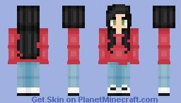 ♥ IDK ♥ Minecraft Skin