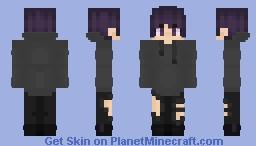 Extreme Weeabooism Minecraft Skin
