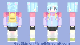The Unicorn Frapp is Disgusting Minecraft Skin