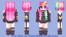 🎠  υnιcron Minecraft Skin
