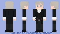 Twelfth Doctor Minecraft Skin