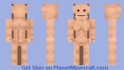 TheAlien(Based off of Fire in the Sky) Its a horror movie! Minecraft Skin