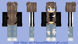 such an original skin!!! *updated!* Minecraft Skin