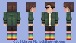 Akashi Minecraft Skin