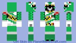 Zyuden Sentai Kyoryuger Brave - Brave Kyoryu Green Minecraft Skin