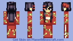 Chinese soup Minecraft Skin