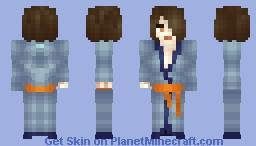 Utakata Minecraft Skin