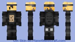 extrem Soldat Minecraft Skin