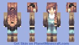 Dorine // persona Minecraft Skin