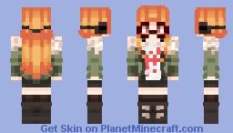 Persona 5 -- Futaba Sakura Minecraft Skin
