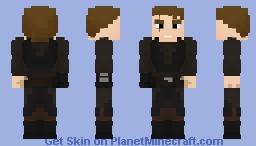 Anakin Skywalker(Star Wars Episode III) Minecraft Skin