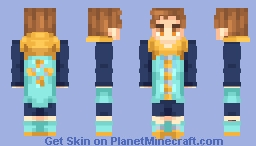 King ~ Nanatsu No Taizai/Seven Deadly Sins Minecraft Skin
