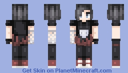 This Person Counts Right? ~Contest Entry~ Minecraft Skin