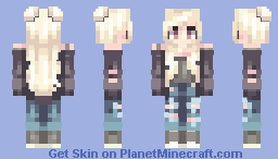 Ripped Jeans Minecraft