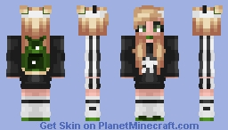 Am i trendy yet? Minecraft Skin