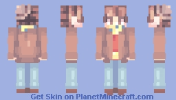Soul of Justice Minecraft Skin