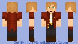 Kaden Warp - S☼lsti☾e Minecraft Skin