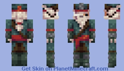 Kled, the Cantankerous Cavalier Minecraft Skin