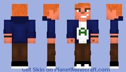 Male #6 Minecraft Skin